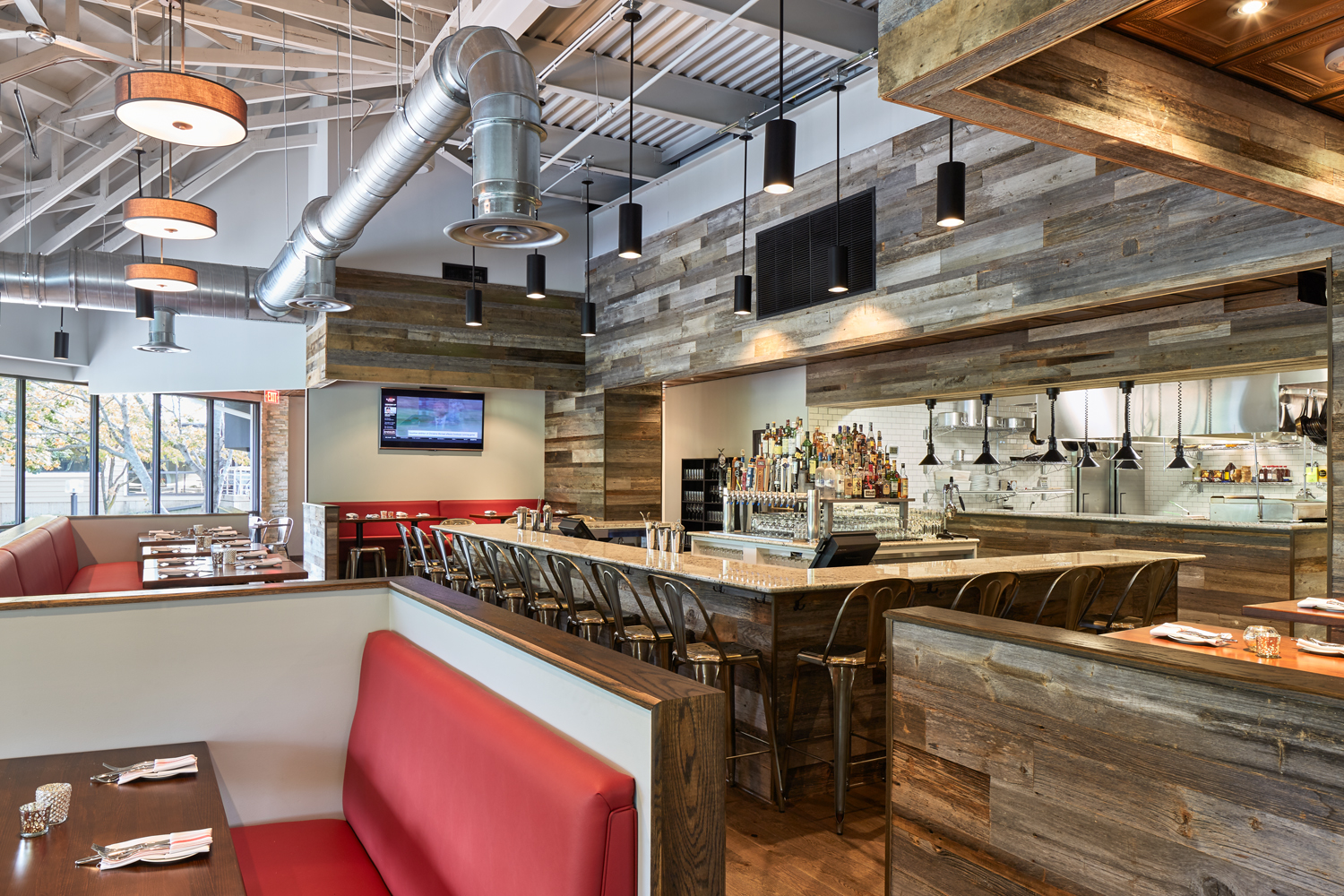 Full Venue event space at Red's Table in Washington DC, Maryland, Virginia, DC Area
