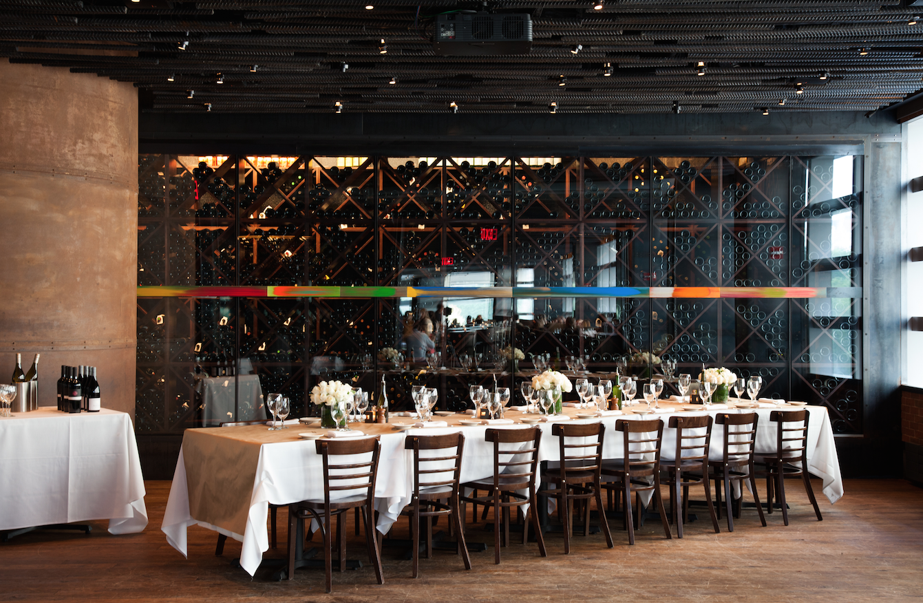 Photo #11 West Wine Room  at landmarc [at the time warner center]