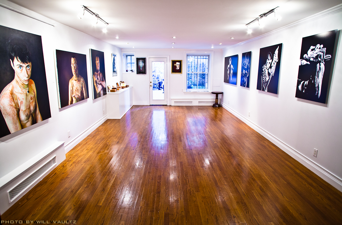 La Maison D'Art event space in New York City, NYC, NY/NJ Area
