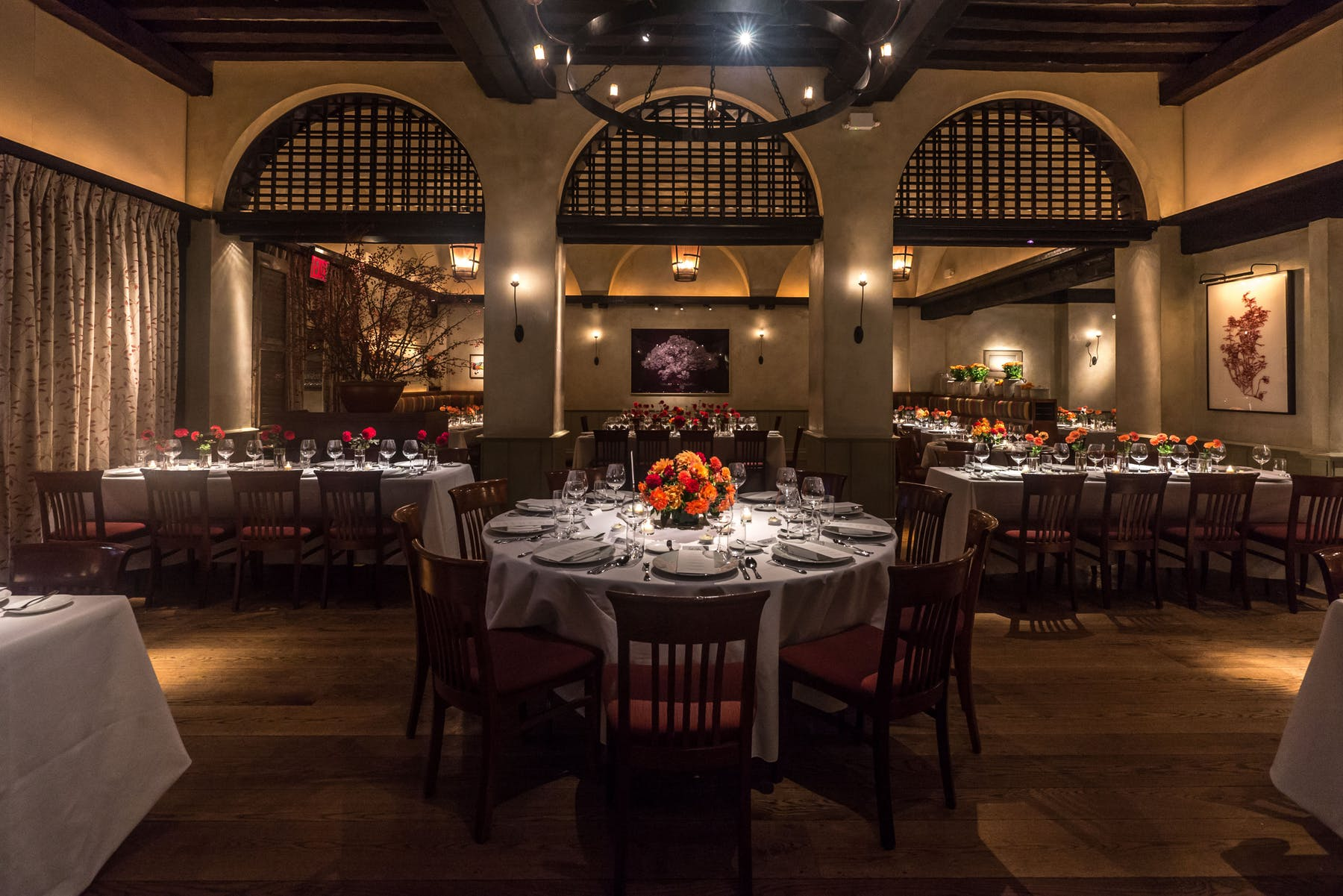 Gramercy Tavern event space in New York City, NYC, NY/NJ Area