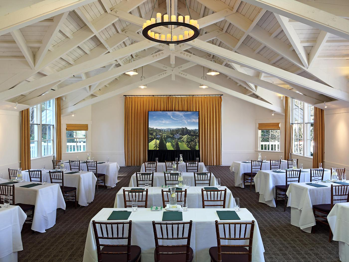 Photo #3 Vintners Room at Meadowood Resort