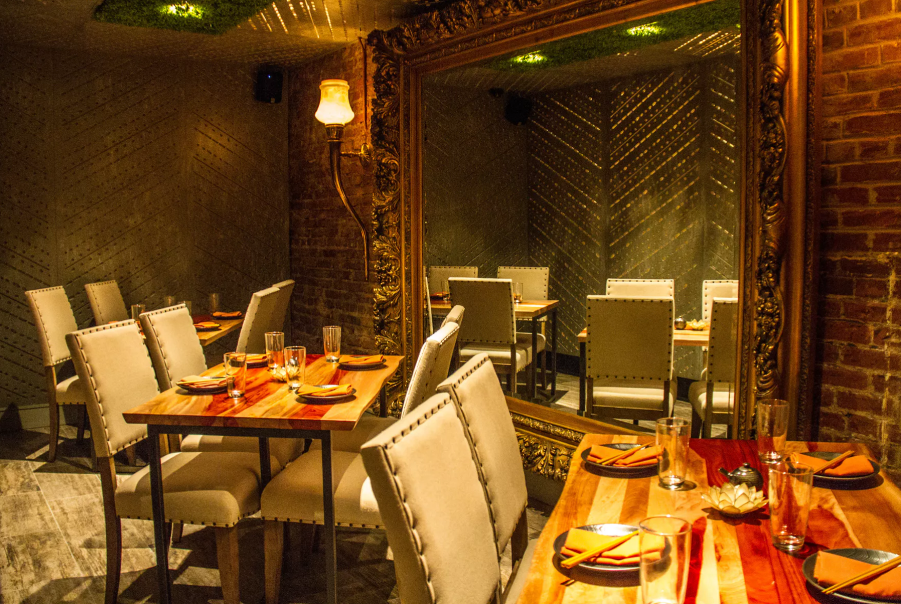 Photo #4 Private Dining Room at Sakerum