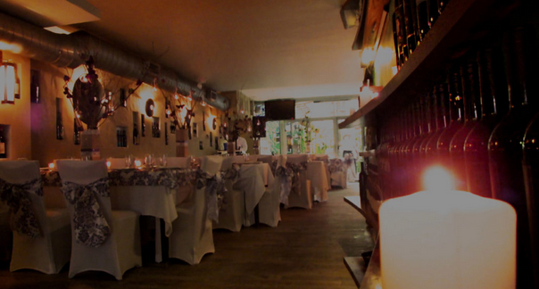 Photo #7 Main Dining Space at Pane E Vino