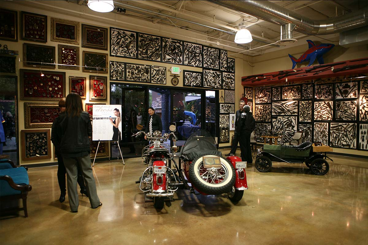 Photo #10 TMFC Museum and Patio at Club Auto Sport