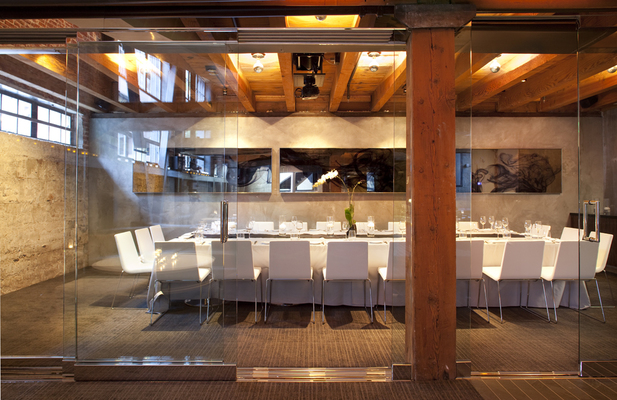 Private Dining Room event space at Twenty Five Lusk in San Francisco, SF Bay Area, San Fran