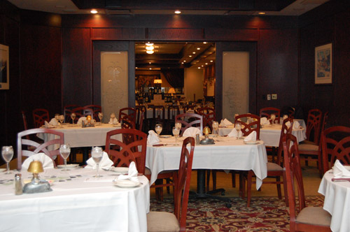 Photo #7 Full Private Dining Space at Morton's The Steakhouse