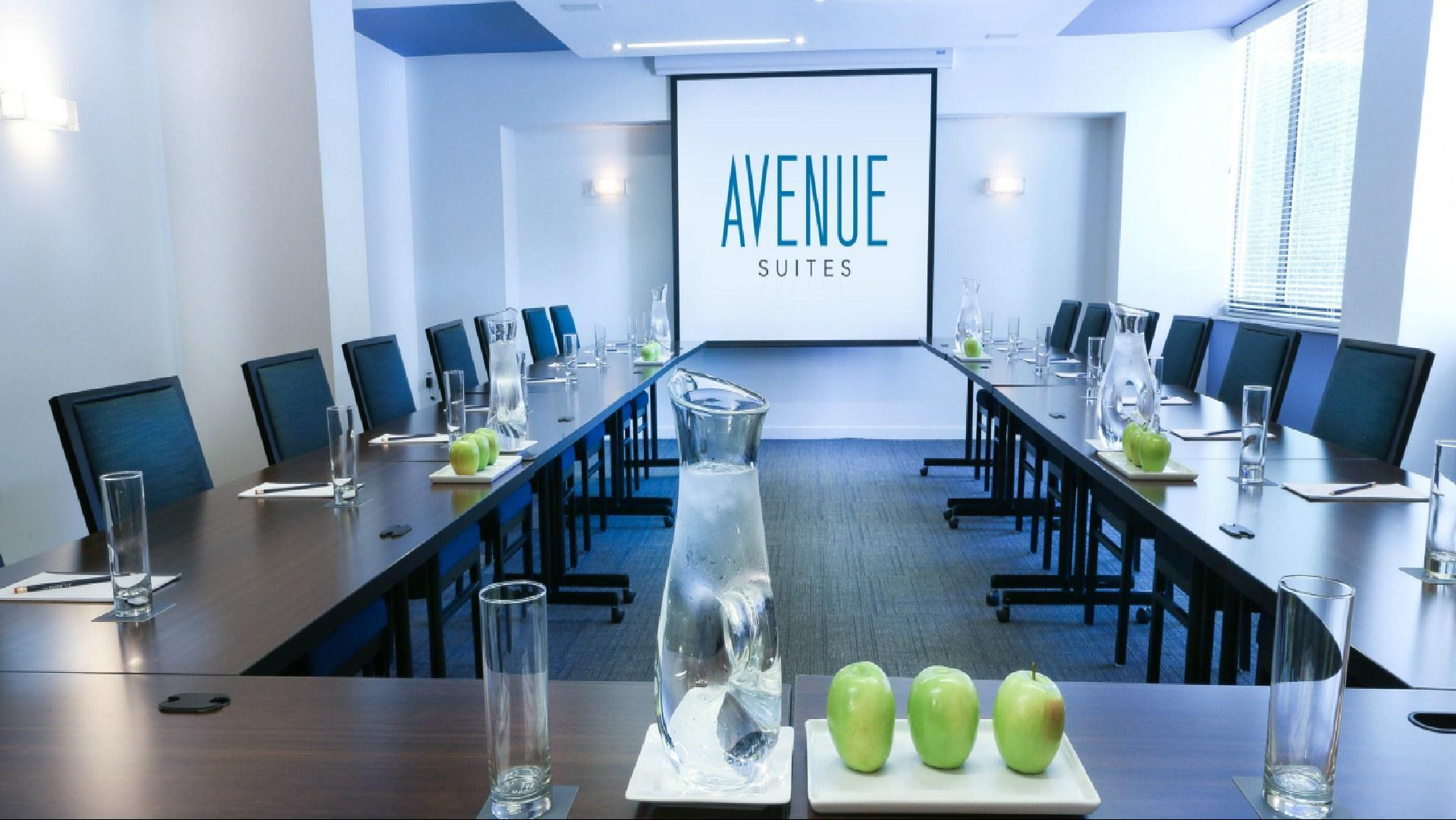 Off Terrace event space at Avenue Suites in Washington DC, Maryland, Virginia, DC Area