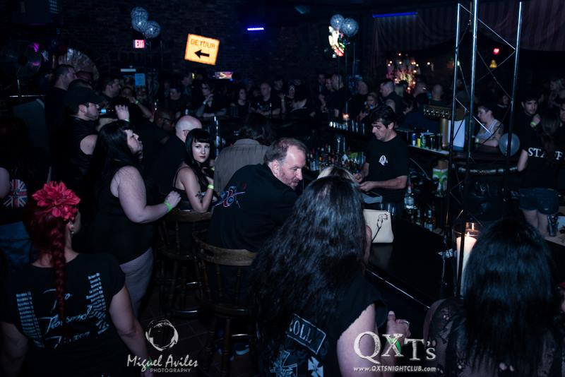 QXT's Nightclub event space at QXT's Nightclub in New Jersey