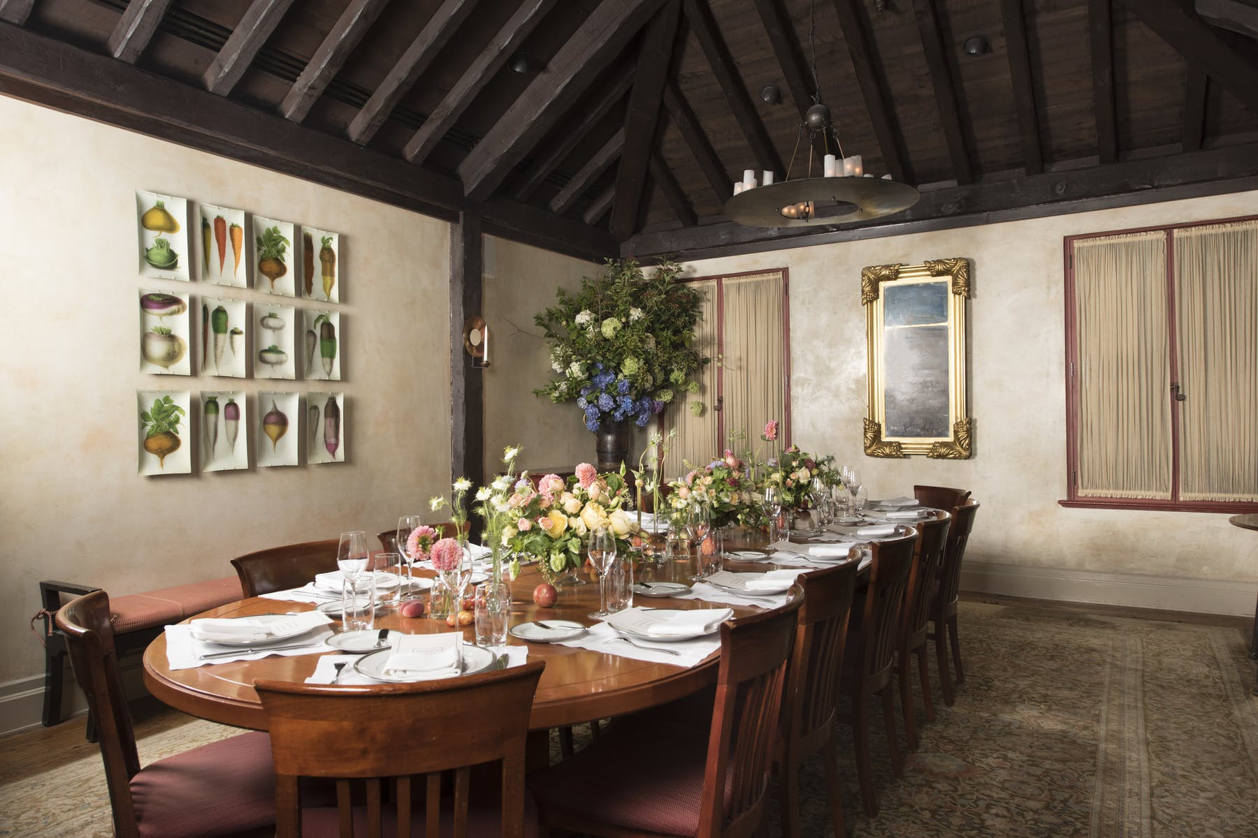 Photo #2 Private Dining Room  at Gramercy Tavern