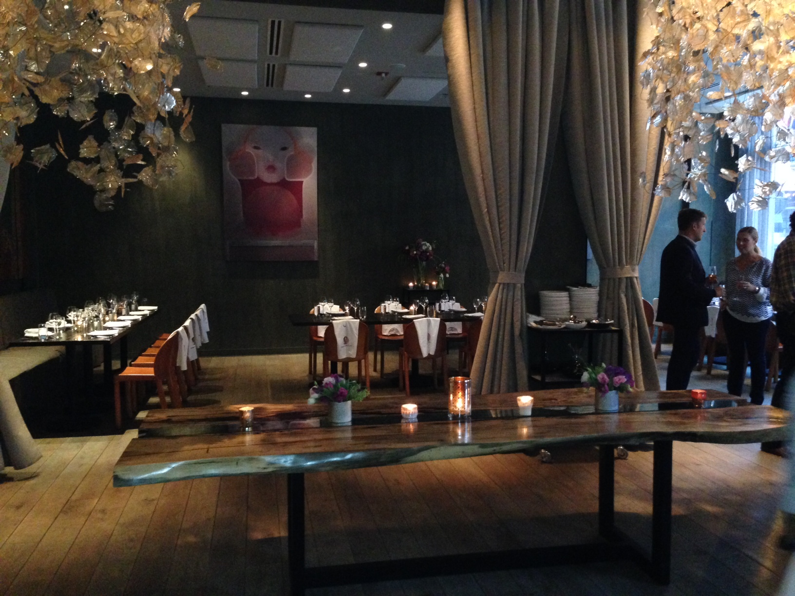 Photo #5 Private Dining Room at Embeya