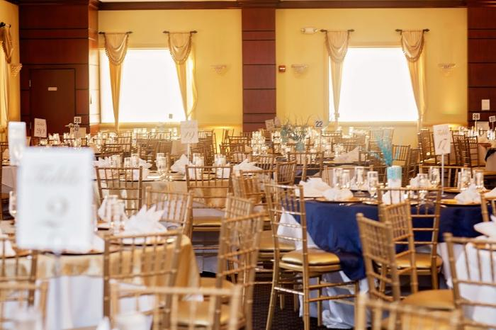 Main Dining Room event space at Cherry Blossom Restaurant & Banquet Hall in Washington DC, Maryland, Virginia, DC Area