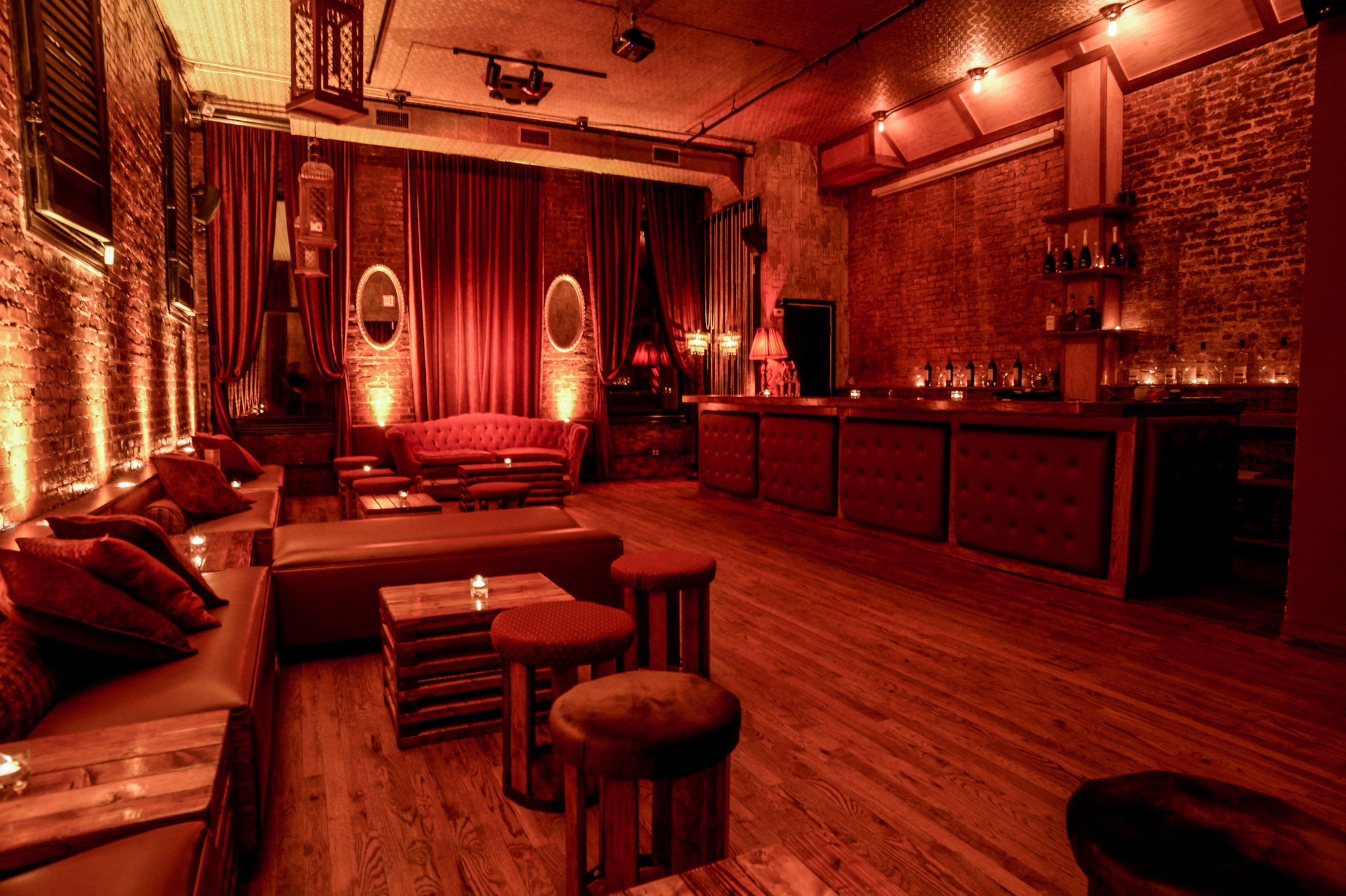 Photo #2 The Red Room at Velvet Brooklyn