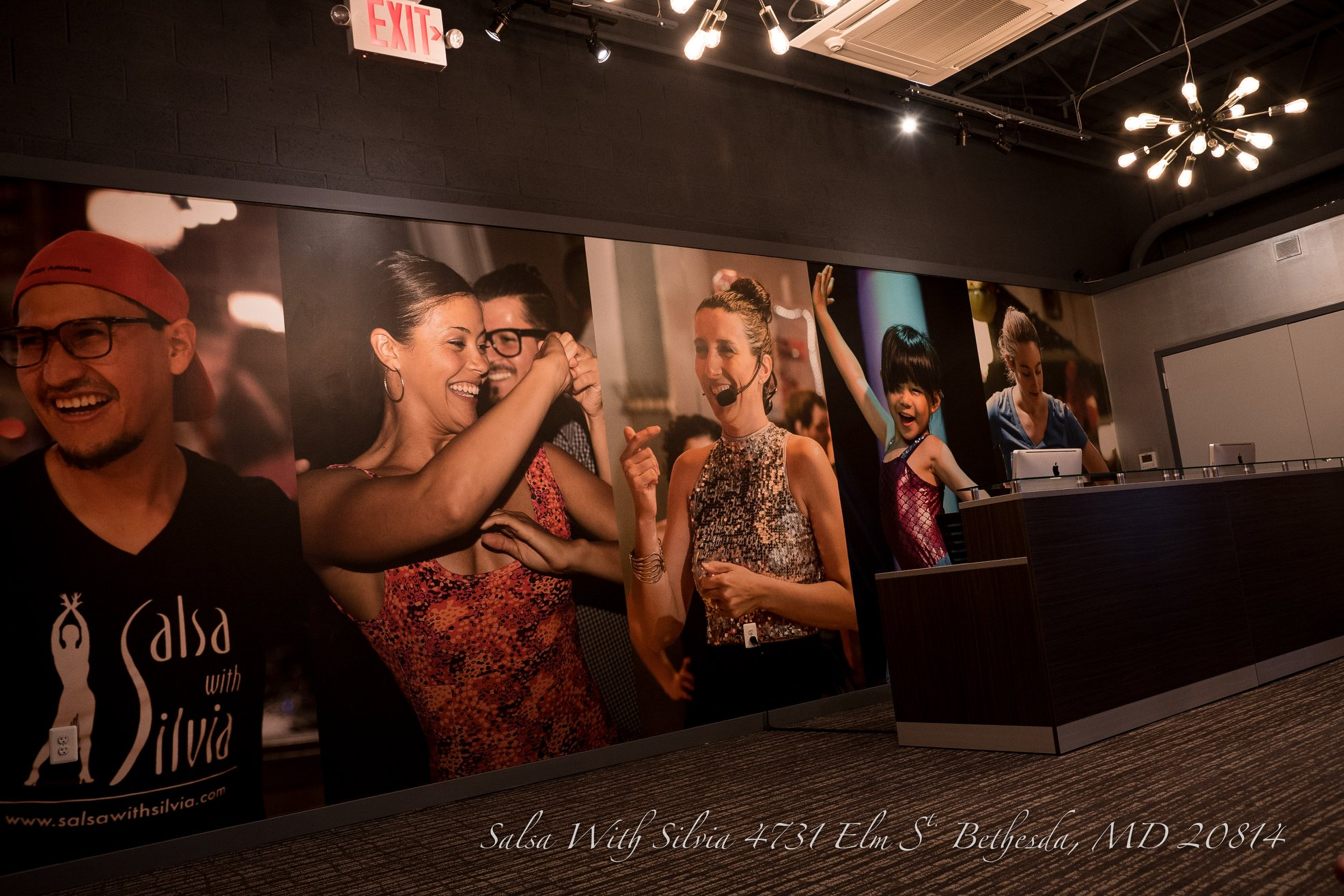 Photo #14 One Room Rental - Semi Private at Salsa With Silvia Ballroom (Bethesda)