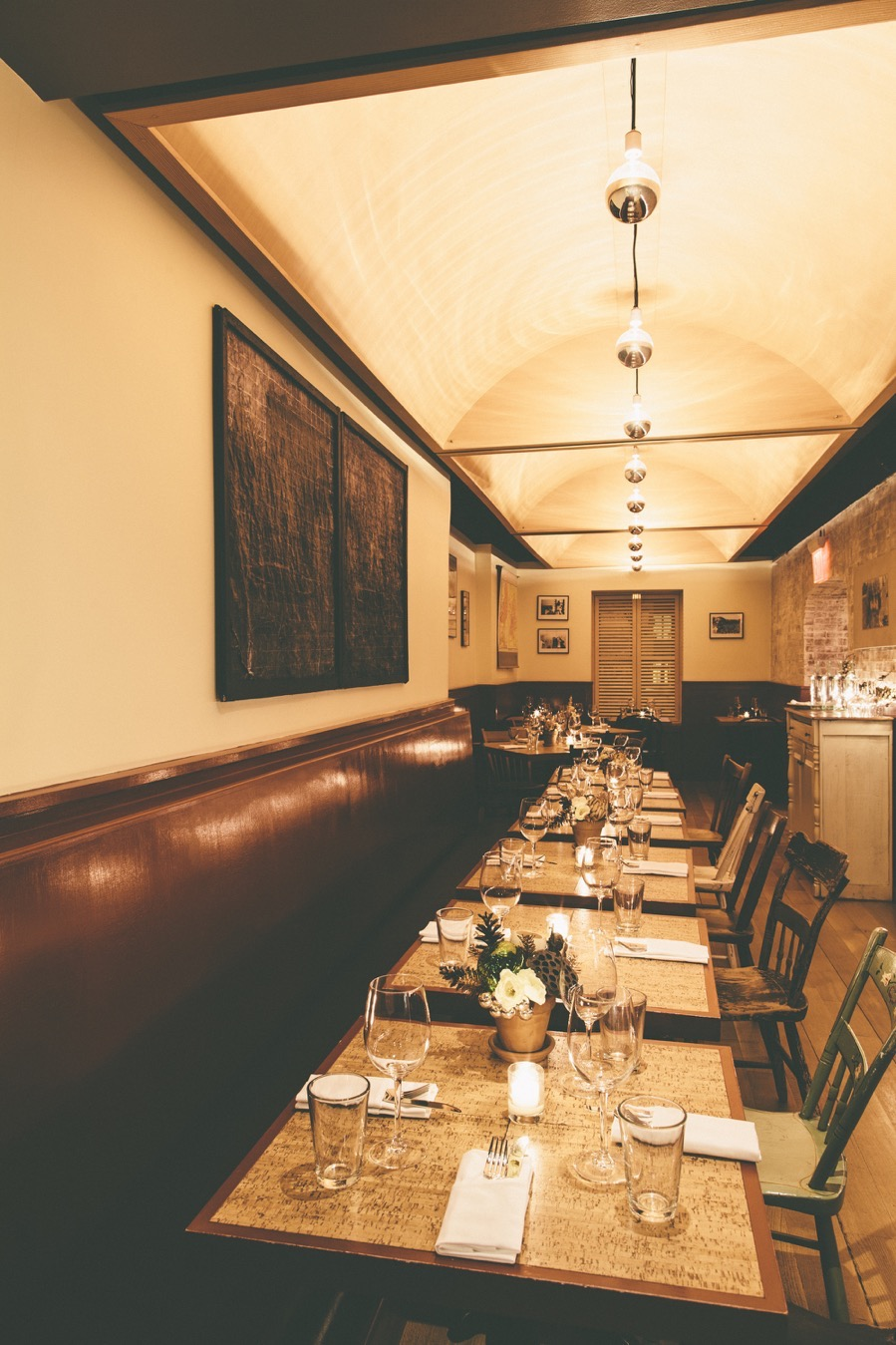 Photo #5 Main Dining Room at Porsena