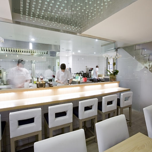 Photo #4 Chef's Area at Aldea