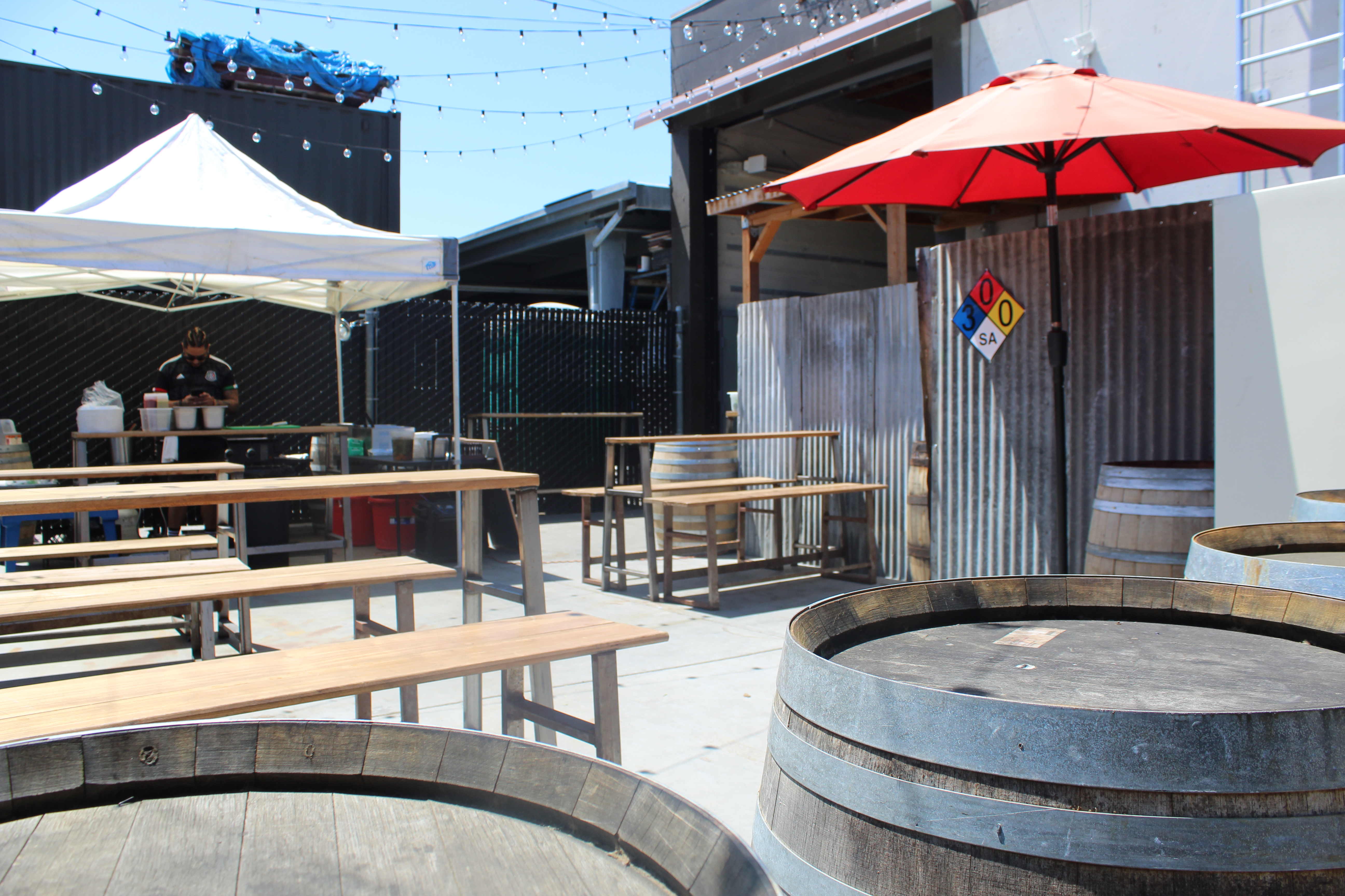Photo #11 Indoor/Outdoor Patio Space at Camino Brewing Co.
