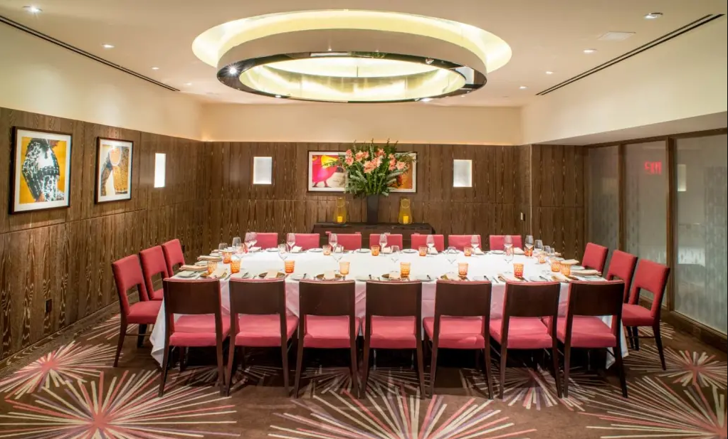 Private Dining Room event space at La Fonda del Sol in New York City, NYC, NY/NJ Area