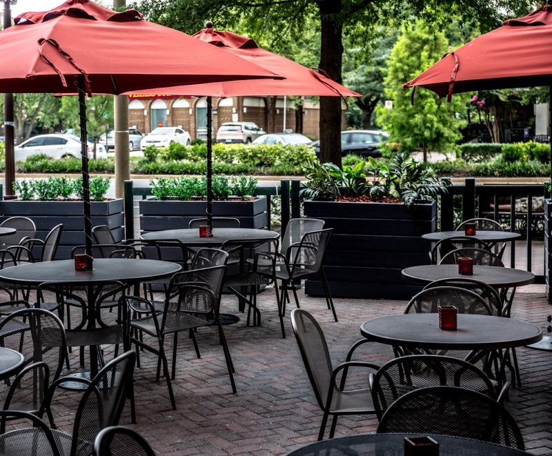 Photo #12 Patio at A-Town Bar & Grill