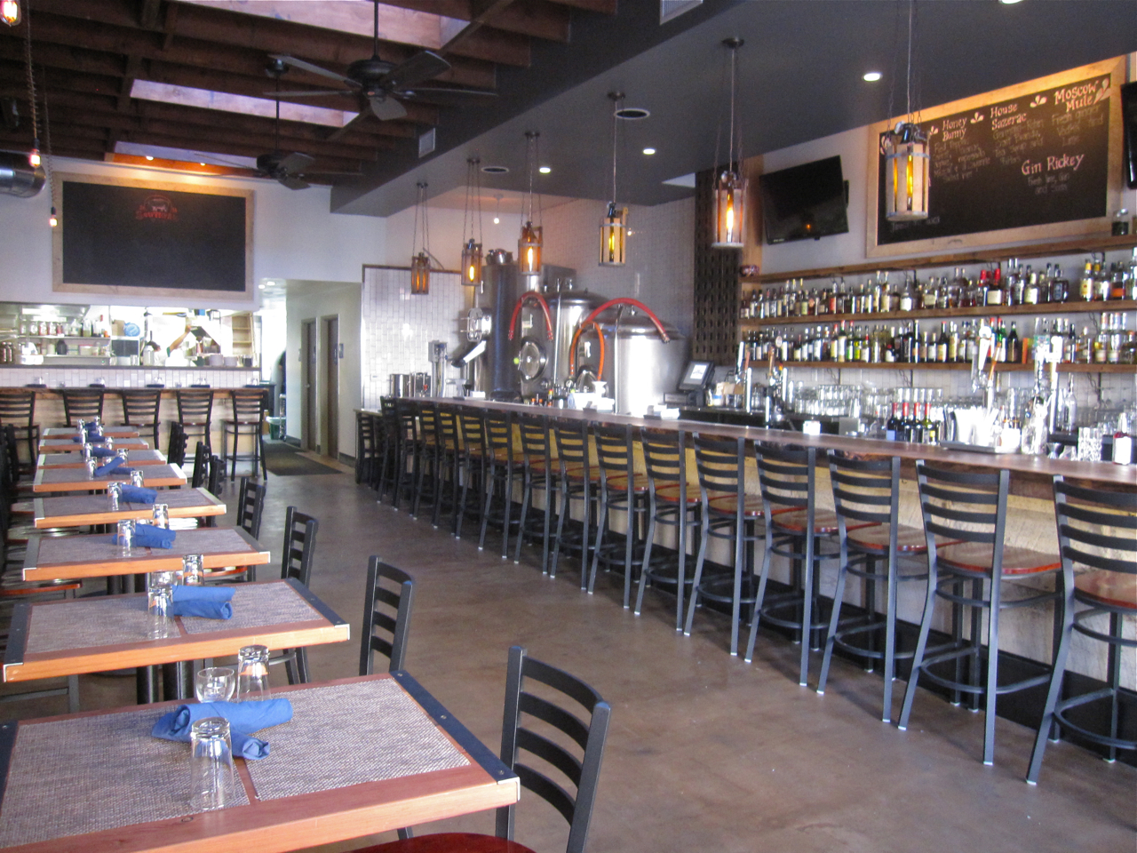 Southpaw BBQ event space in San Francisco, SF Bay Area, San Fran