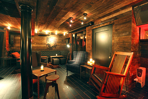 Photo #3 The Lounge at Southern Hospitality BBQ (Hell's Kitchen)