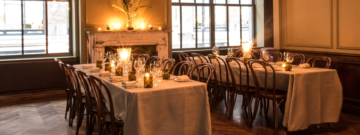 Photo #7 Private Dining Room - Bayberry at The Monarch Room