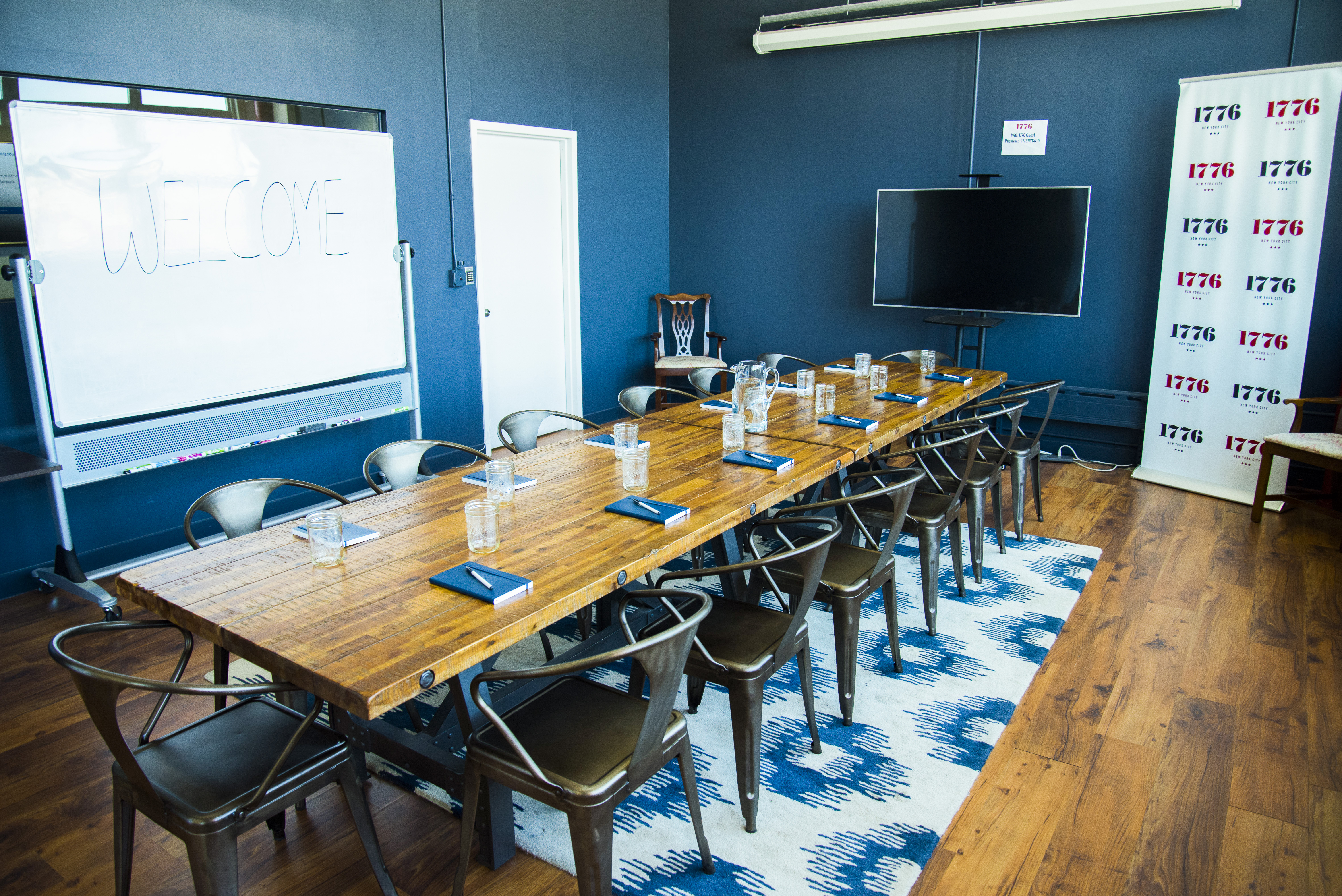 Photo #9 Conference Room: Enterprise at 1776 NYC