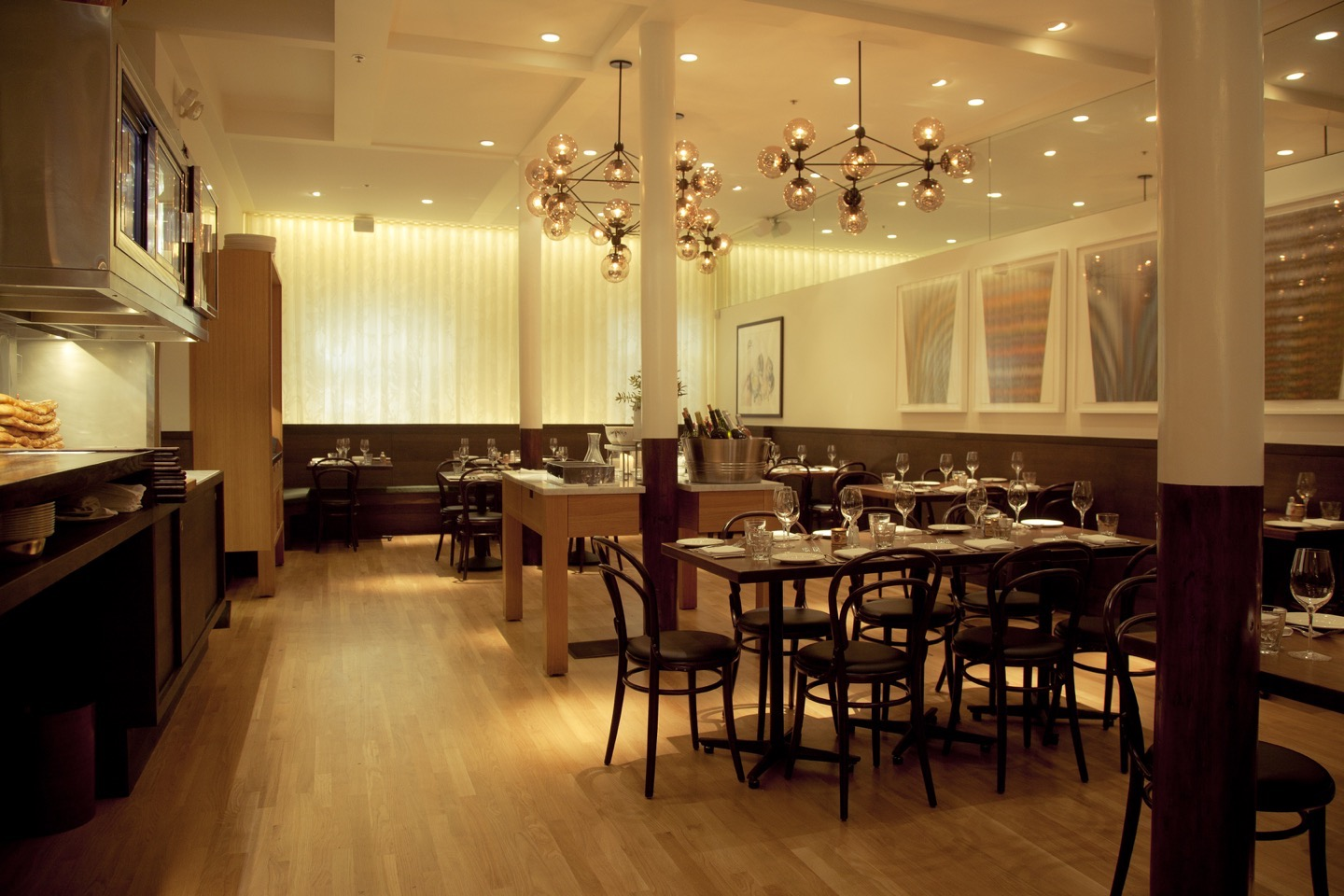 Photo #2 Back Dining Room at Locanda Osteria & Bar - Private Events
