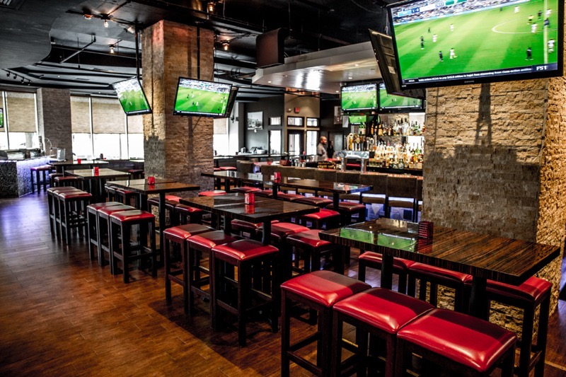 Photo #8 Large Dining Room at A-Town Bar & Grill