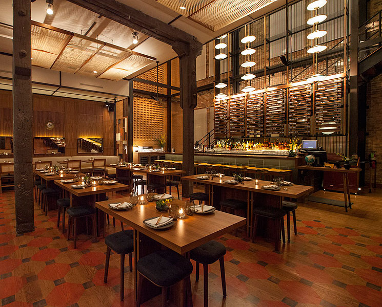 Momotaro event space in Chicago, Chicagoland Area