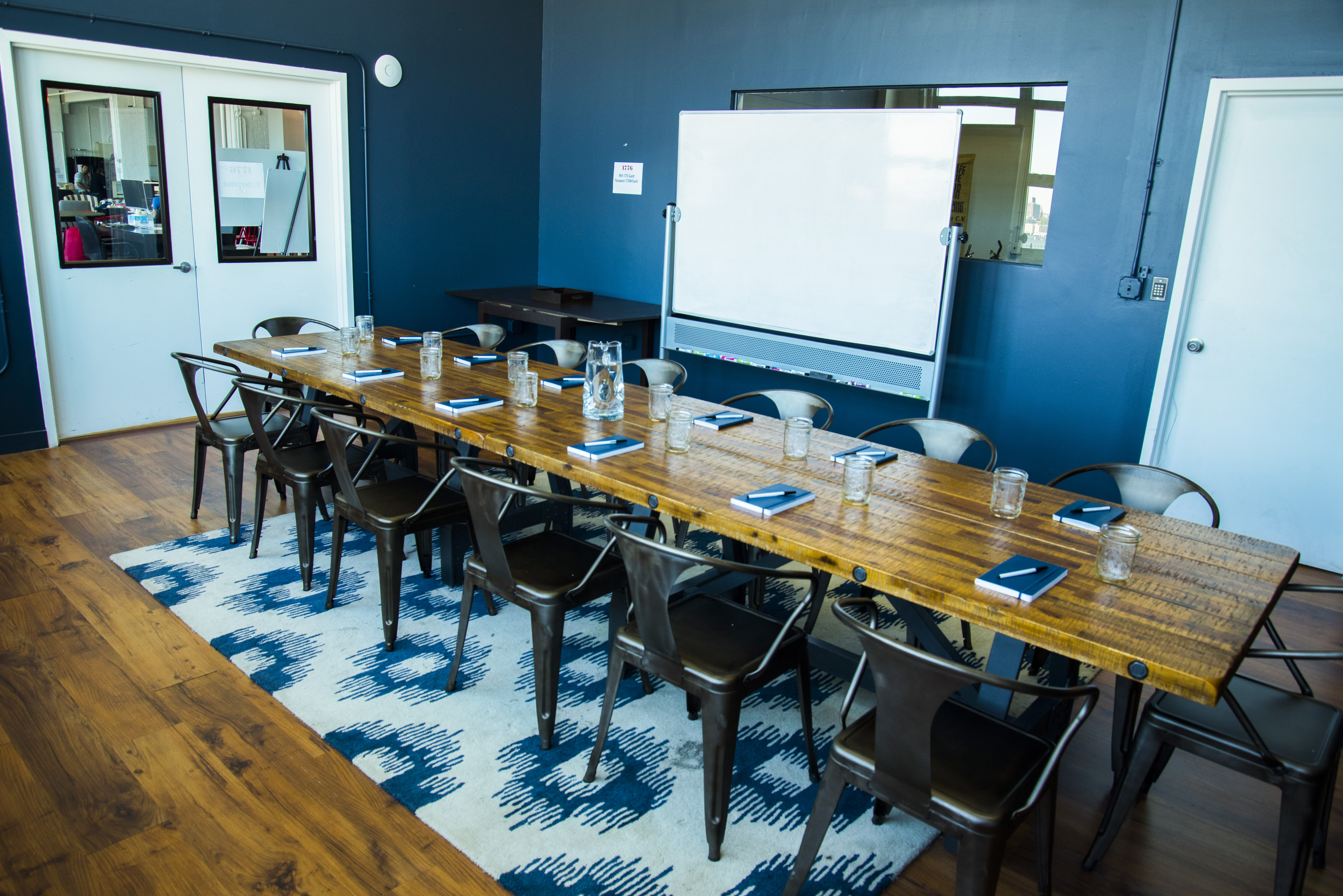 Photo #10 Conference Room: Enterprise at 1776 NYC
