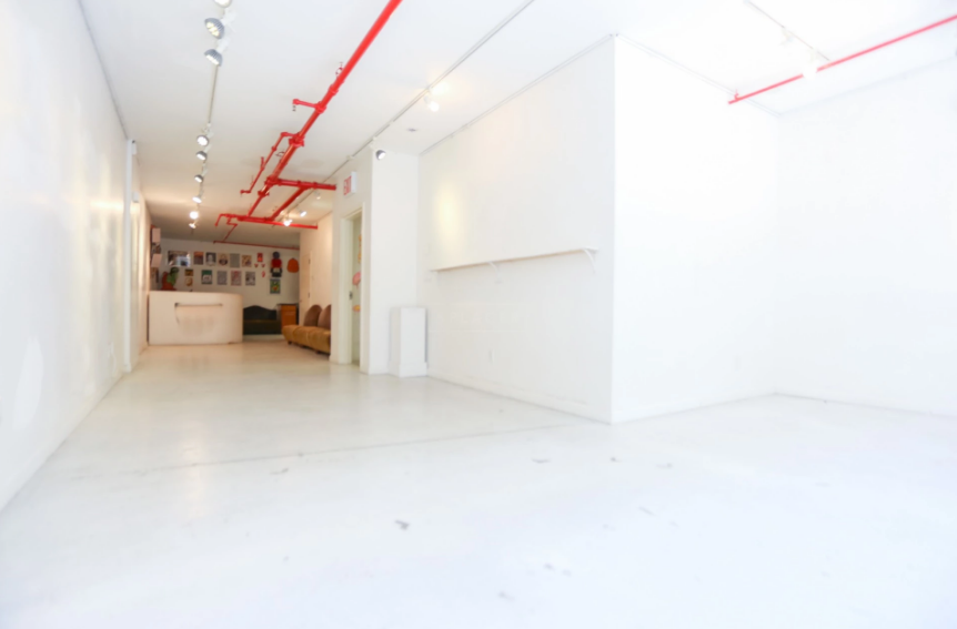 Sunny Gallery Space event space at MF Gallery in New York City, NYC, NY/NJ Area