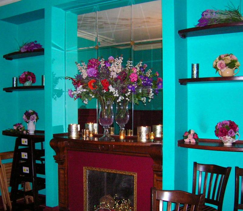 Photo #3 Looking Glass Room at Alice's Tea Cup