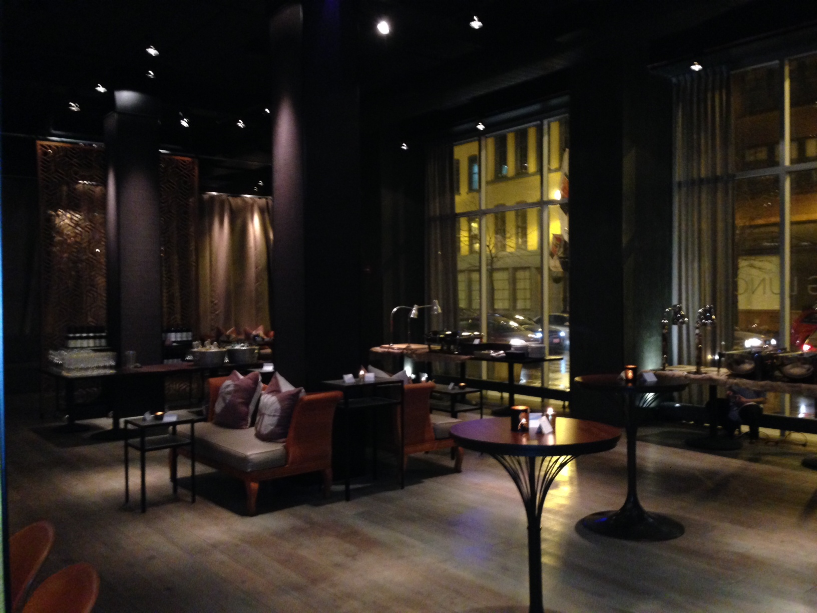 Photo #7 Semi-Private Event Space at Embeya