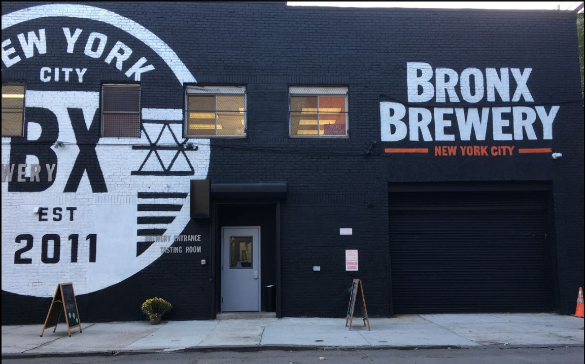The Bronx Brewery event space in New York City, NYC, NY/NJ Area