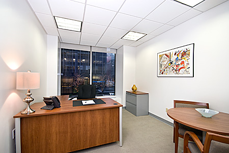 Premium Window Day Office event space at Love Building in New York City, NYC, NY/NJ Area