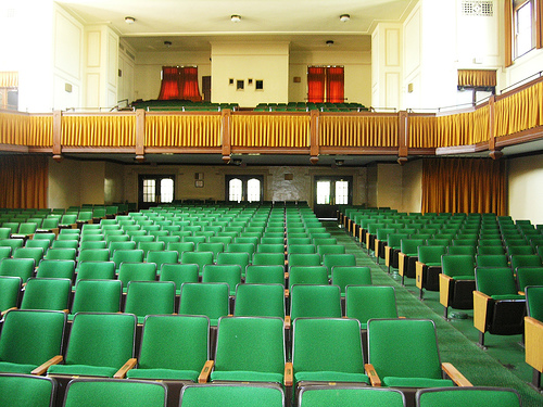 Photo #15 Auditorium at Irish American Heritage Center