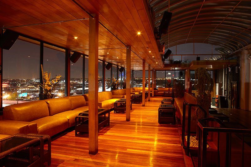 Photo #3 Retractable Rooftop Space w/Water Views at Hudson Terrace