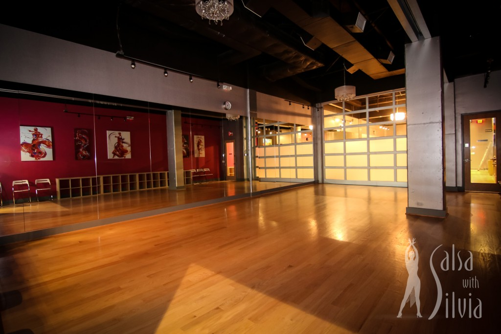 Photo #4 Full venue reservation at Salsa With Silvia Dance Studio