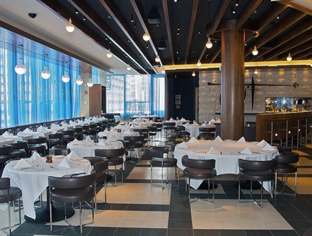 Photo #2 Semi-Private Dining Room at Freds Chicago at Barneys New York