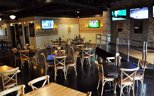 Full Venue event space at Timothy O'Toole's in Chicago, Chicagoland Area