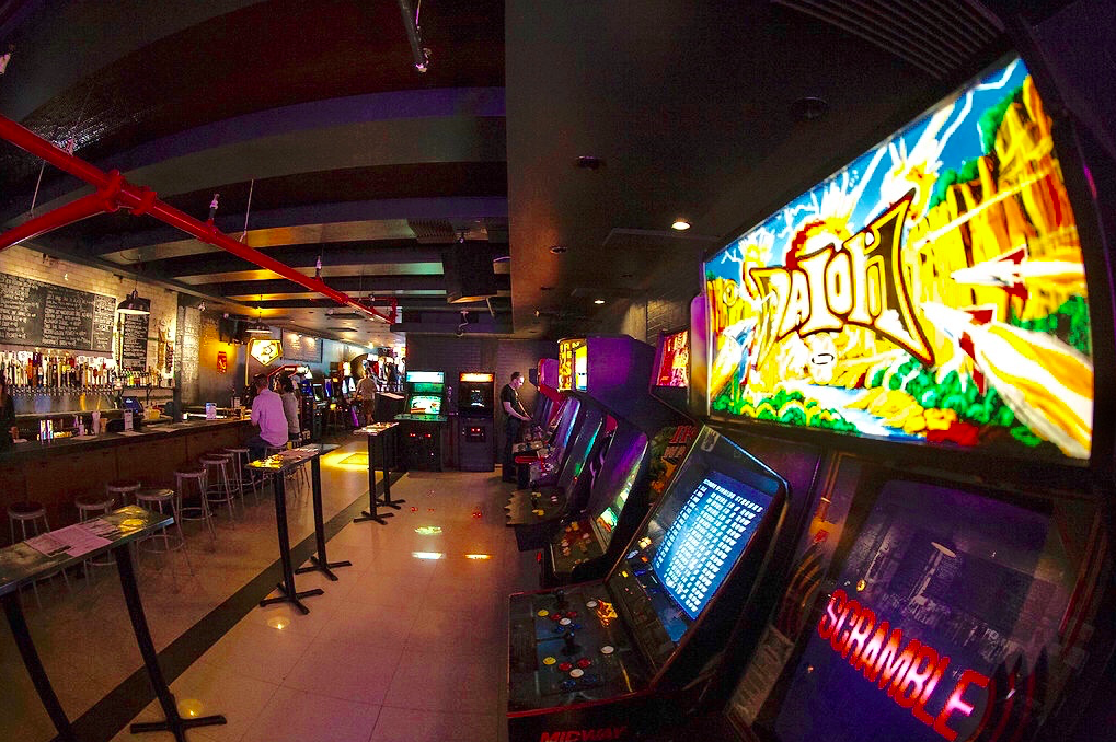 Buyout event space at Barcade St. Mark's in New York City, NYC, NY/NJ Area