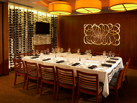 Ocean Prime - Larimer Square event space in denver