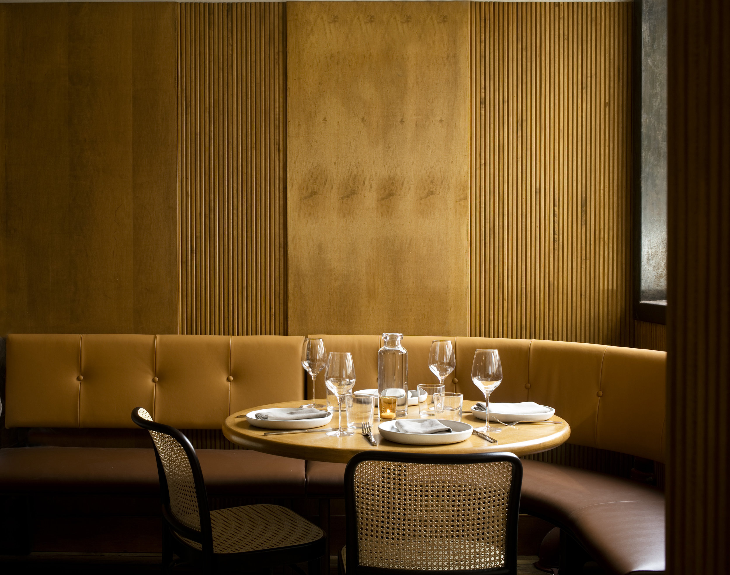 Photo #4 Private Dining Room at Fausto