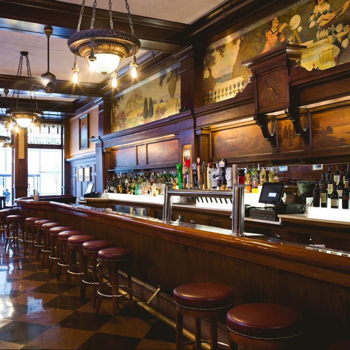 Photo #2 The Berghoff Bar  at The Berghoff Restaurant
