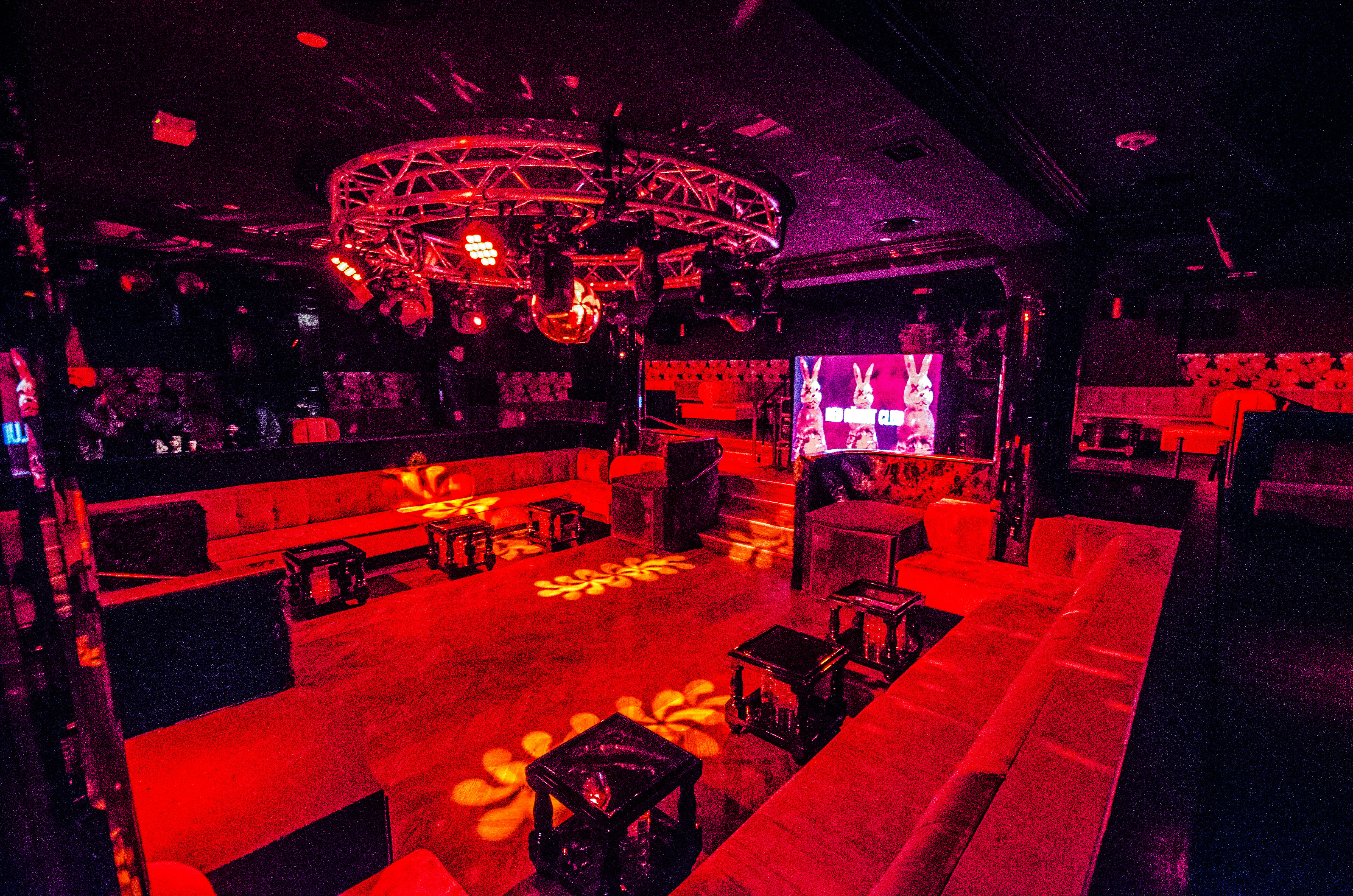 Photo #5 Full Venue at Red Rabbit Club