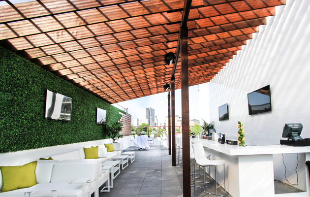 Photo #4 Ivy Rooftop Lounge  at Casey Moran's