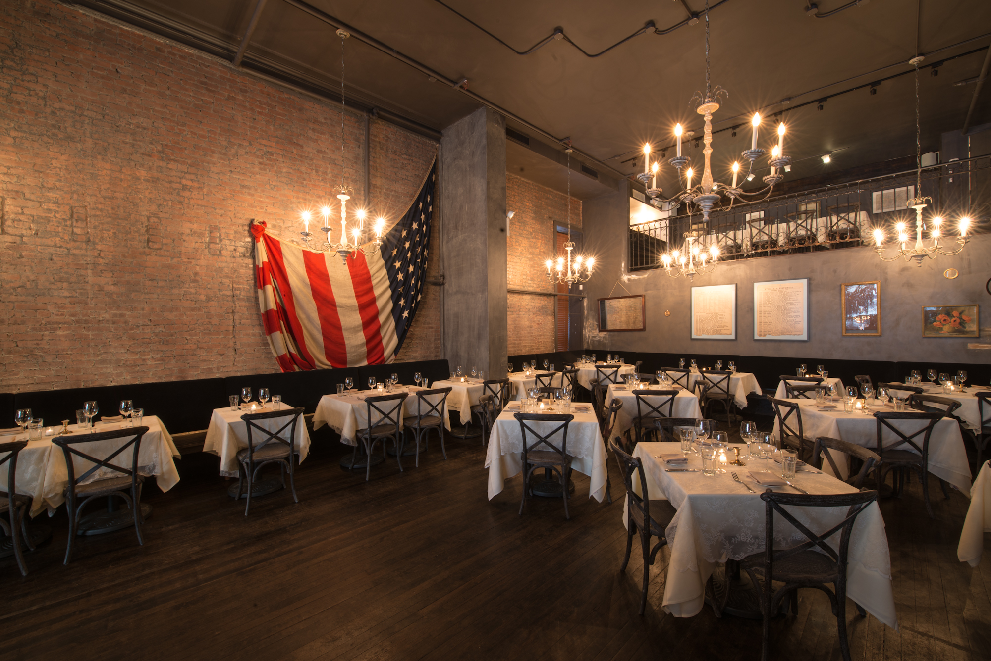 Full Venue event space at Harding's in New York City, NYC, NY/NJ Area