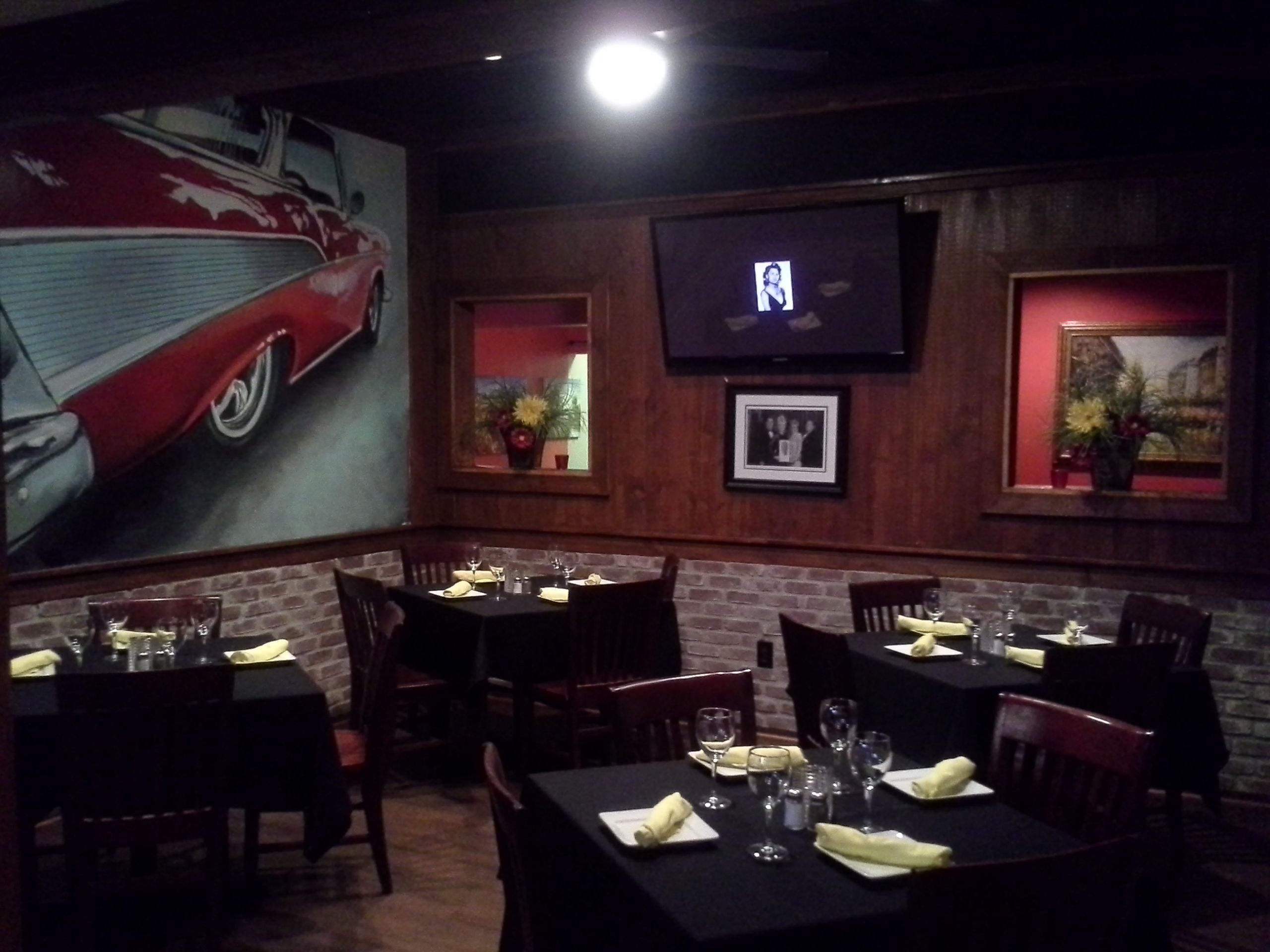 Photo #8 Chevy Room at TJ's Italian Restaurant