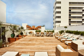 Photo #11 Penthouse Terrace at Nautilus by Arlo