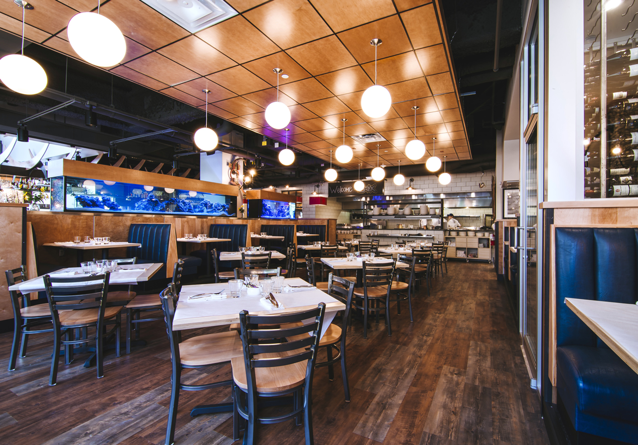 Restaurant  event space at Jax Fish House & Oyster Bar - LoDo in denver